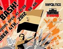 RAPOLITICS POSTER 2012
