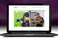 Canon Southeast Asia Corporate Website