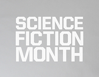Waterstones Science Fiction Month