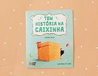 Children's book | Tem história na caixinha
