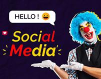 May social media designs