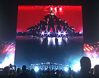 Beyonce Tour Graphics