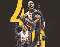 Kobe 40th Birthday