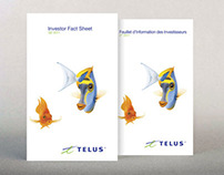 Telus Invester Fact Sheet
