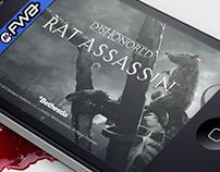 Dishonored Rat Assassin | Mobile App