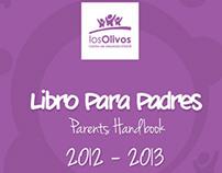 Handbook. Los Olivos Kids. Preschool