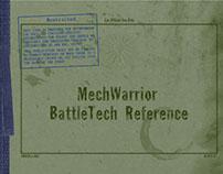 Mech Warrior 4 Game Manual