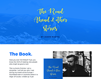Landing Page Project / eBook Promo 02