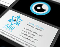 ASE Studio - Branding
