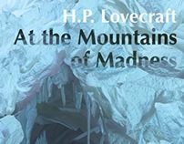 At the Mountains of Madness - Book Cover