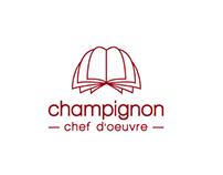 Champignon Branding