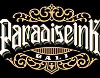 Paradise Ink Bali Logotype