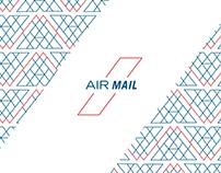 Air Mail: Branding