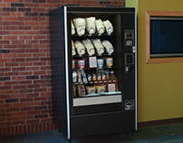 UNITED WAY | Baby Vending Machines