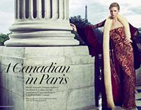 Haute Couture for Fashion Magazine by Benjamin Kanarek