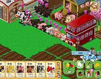 MiniFazenda - Social Game