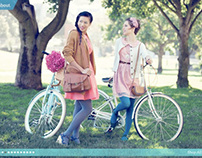 Lookbook Design Summer 2011, for ModCloth