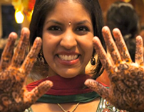 An Evening of Mehendi and Sangeet