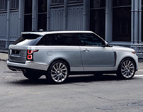 Exterior Design: Range Rover SV Coupé