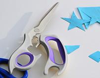 Arthritic Scissors