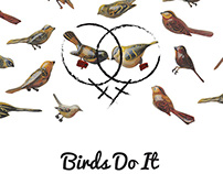 Birds Do It Poster