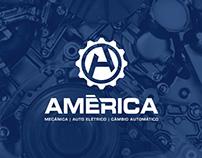 Mecânica América || Branding & Visual Identity