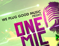 ONE MIC NAIJA (AUGUST EDITION)