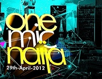 ONE MIC NAIJA ( APRIL EDITION)