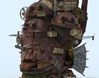 Howl's Moving Castle tribute