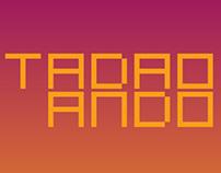 Tadao Ando poster series