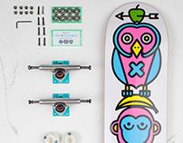 Sinne skateboards