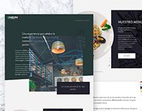 L'Anfora — Restaurant Digital Communication