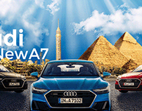 Unofficial Posters Audi A7