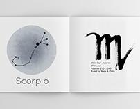 Zodiac Project: Scorpio