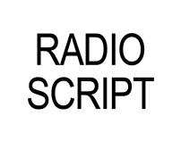 Radio Script
