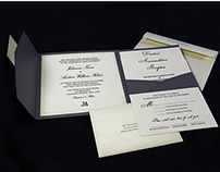 Wedding Branding - Invitation Design and Signage