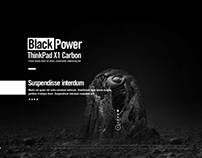 +ThinkPad_x1 campaign site+