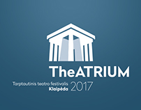 THE ATRIUM. INTERNATIONAL AND BASED IN KLAIPĖDA.