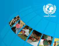 UNICEF Pakistan (Booklet Design)
