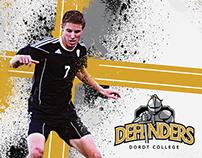 Dordt College - Soccer Poster