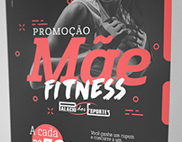 Campanha | MÃE FITNESS