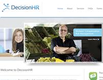 DecisionHR Website