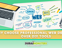 Why Choose Professional Web Designers Over DIY Tools