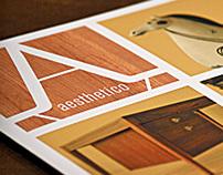 Aesthetico // Mid Century Office