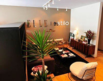 Lounge Elle SPFW // Jun 2011