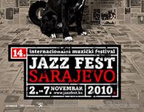 Jazz Fest Sarajevo 2010