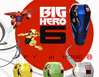 Meet Up STARBUCKS_Big Hero 6