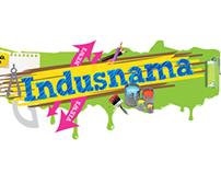 Indusnama (Newsletter Design)