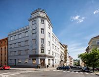 Residence Konselska. PSN.