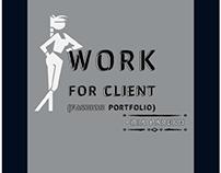 client's fashion portfolio